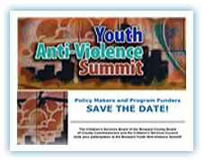 Youth Antiviolence Summit